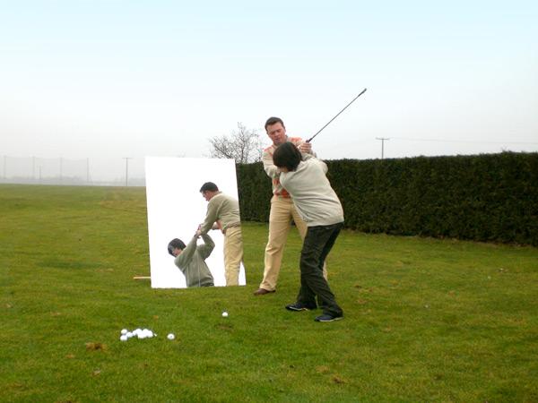 handicap golf profi